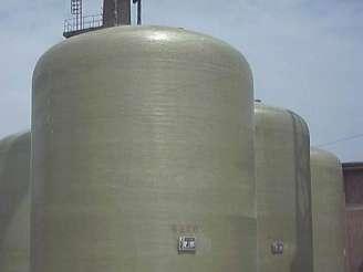 玻璃钢化工设备储罐