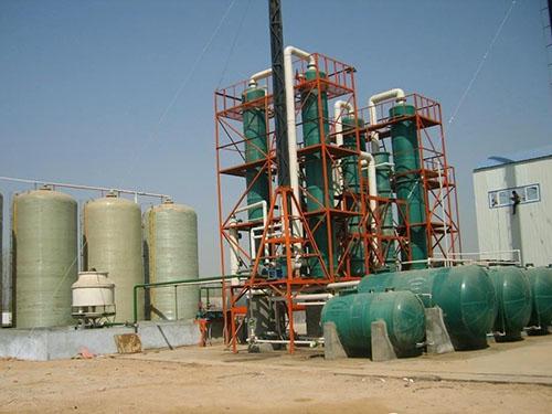 硫酸钾复合肥脱氯装置